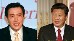 Los presidentes de Taiwán y China se reunirán por primera vez desde