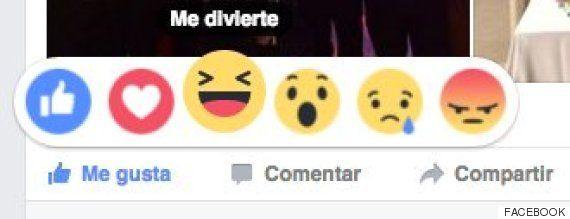 Facebook ya no deja que las cosas te alegren: elimina uno de los nuevos iconos de
