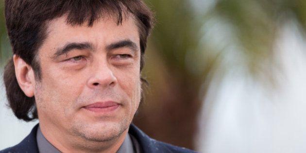 Benicio del Toro, premio Donostia 2014 junto a Denzel