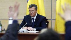 La UE bloquea activos a Yanukovich y su