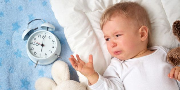 11 trucos para dormir a un bebé y no morir de sueño en el