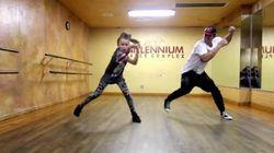 Vas a alucinar con cómo baila esta niña de 11 años