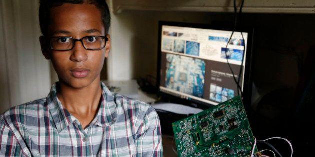 Detienen a un adolescente en Texas por confundir su reloj con una