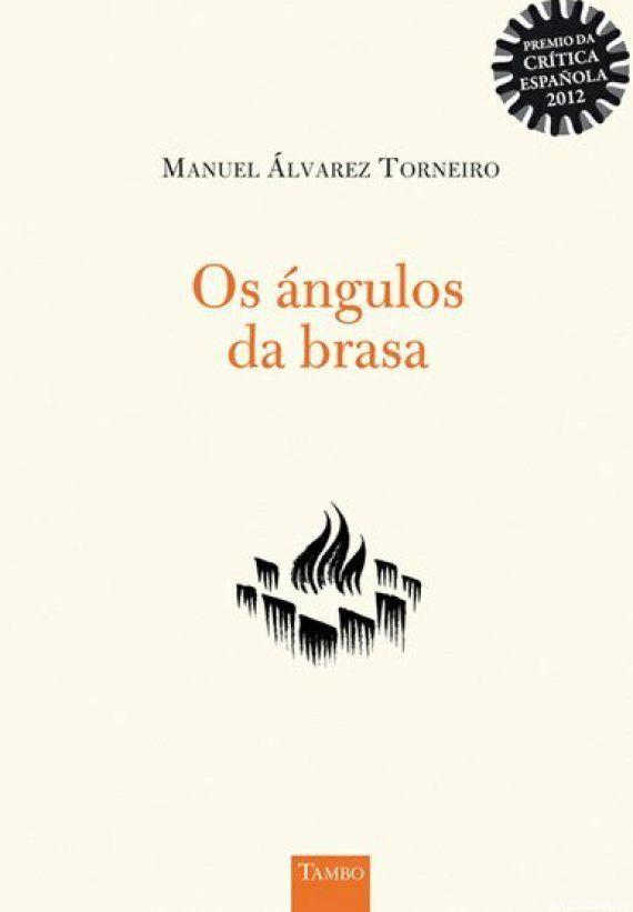 Premio Nacional de Poesía 2013: Manuel Álvarez Torneiro por el poemario en gallego 'Os ángulos da
