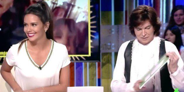 Camilo Sesto ataca duramente a Eurovisión: