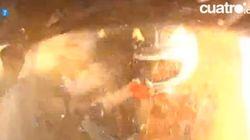 Las primeras imágenes del accidente de Albert Rivera en 'Planeta