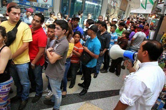 Venezuela en colapso por