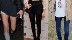 'Thigh gap', la moda que lleva en España más de 30