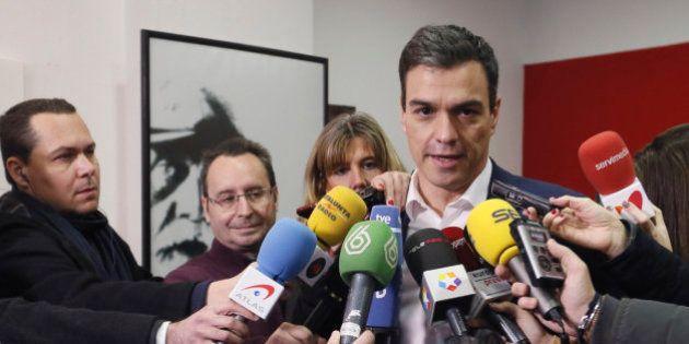 Casi el 80% de los militantes del PSOE apoyan el acuerdo con