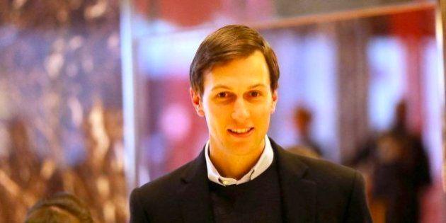 Jared Kushner, el 'yernísimo' de Donald