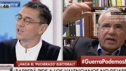 Alfonso Guerra a Monedero (Podemos):
