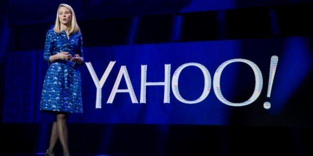 Yahoo pone una barrera a los usuarios de Facebook y