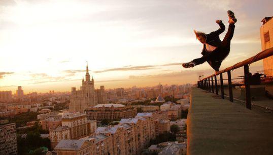 Si tienes vértigo, no mires: estas fotos desde lo alto de las ciudades harán que te