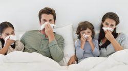 Trucos simples para aliviar un resfriado de forma