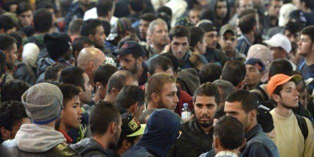 El Parlamento Europeo aprueba por amplia mayoría la reubicación de 120.000