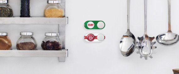 Tu compra pulsando solo un botón: Amazon Dash llega a