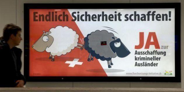 Lo suizos deciden si endurecen la ley para que permita expulsar a extranjeros por delitos