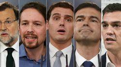 Qué partido es más de centro para los españoles y otros datos del