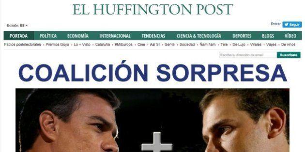 'El Huffington Post' marca récord en diciembre al alcanzar los 6,6 millones de