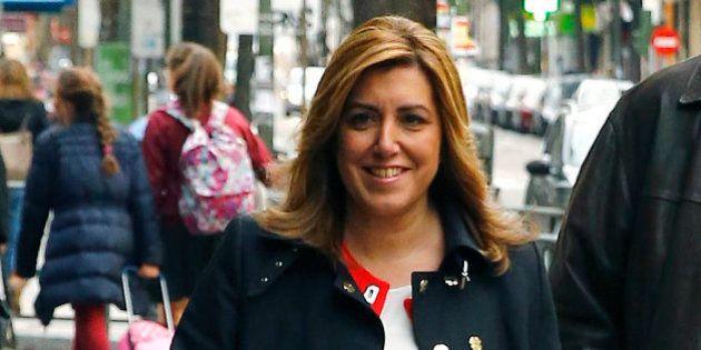 Díaz, tras reunirse con Sánchez, dice que su intención es