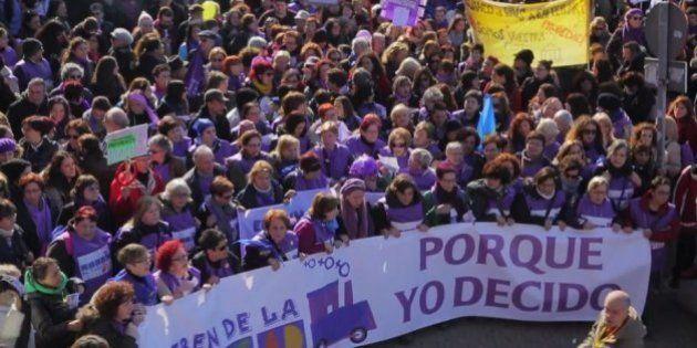 Madrid marchará contra la violencia machista el sábado sin el apoyo del PP ni