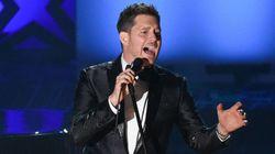 El cantante Michael Bublé anuncia que su hijo de tres años tiene