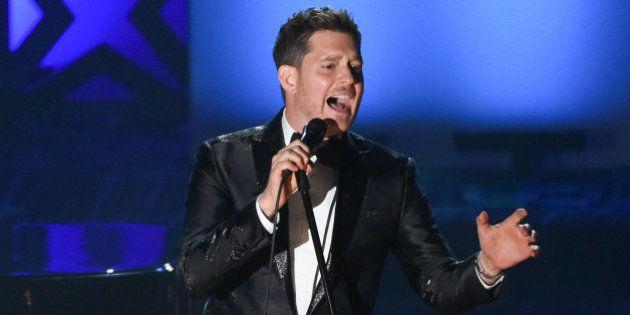El cantante Michael Bublé y Lusiana Lopilato anuncian que su hijo de tres años tiene