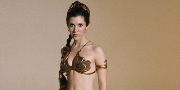 Disney inicia una cruzada contra la imagen de Leia en bikini esclavizada por