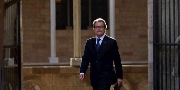 Forcadell propone a Mas para la investidura y convoca el pleno para el