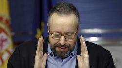 El portavoz de Ciudadanos se va enfadado de una entrevista en Catalunya