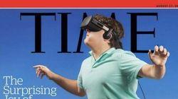 A 'TIME' le sale por la culata su portada sobre realidad virtual