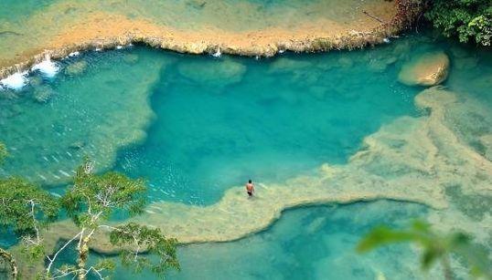 Para entrar y no querer salir: las piscinas naturales más increíbles del