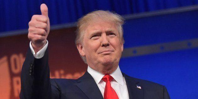 Las perlas de Donald Trump en el primer debate