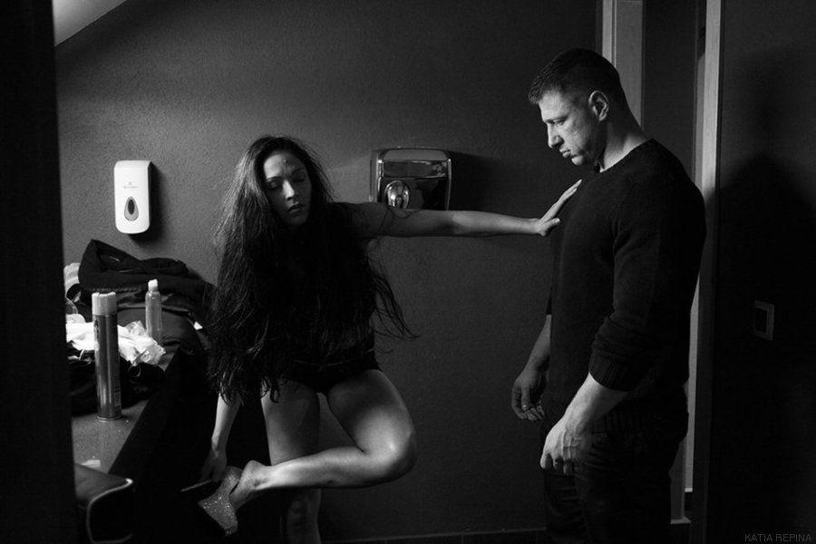 La serie fotográfica que refleja la vida de una actriz porno