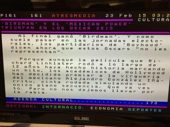 La historia detrás de esta pequeña 'joya' del Teletexto