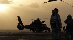 El portaaviones 'Charles de Gaulle' comienza las operaciones contra el