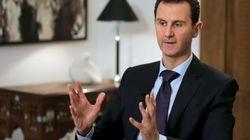 Así ha celebrado Assad la reconquista de