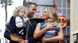 La primera foto de Ryan Reynolds y Blake Lively con sus hijas es simplemente