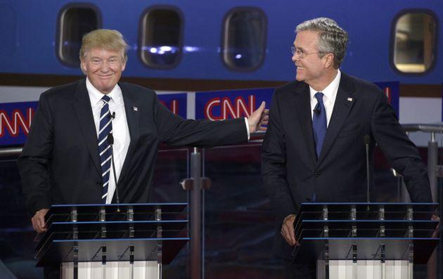Segundo 'round': 'Bush
