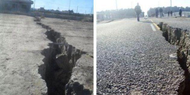 Fotos del terremoto en Ossa de Montiel: cuidado con las falsas