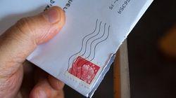Internet busca al niño autor de una carta a su difunto padre por