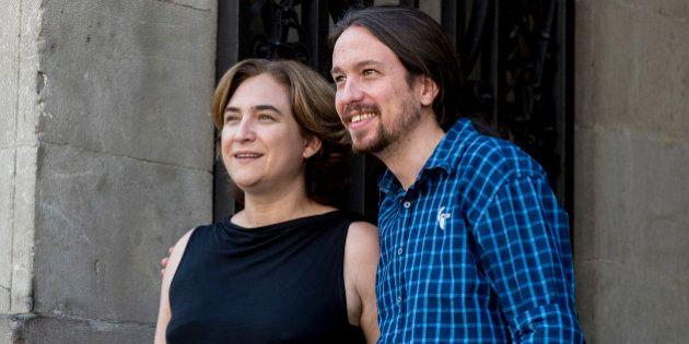 Podemos irá a las elecciones junto a Barcelona en Comú y