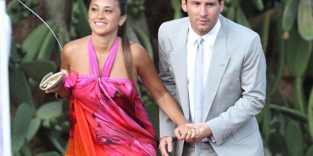 Nace Thiago Messi, el primer hijo del futbolista Leo Messi y Antonella
