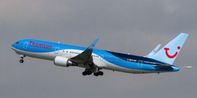 Un avión de pasajeros británico esquivó un misil en