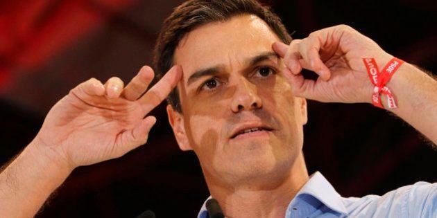 Sánchez, a Rajoy: