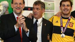 ¿Messi o Ronaldo? Rajoy votaría por Casillas para el Balón de
