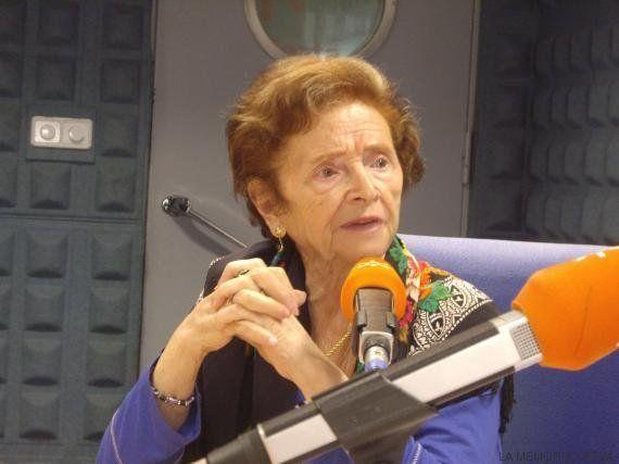 Araceli Ruiz, refugiada de la Guerra Civil: