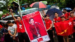 La Nobel de la paz Aung San Suu Kyi gana las elecciones en