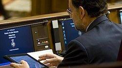 El Congreso no repondrá los iPad a los diputados que los