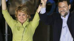 Aguirre recuerda a Rajoy que tampoco le gustaba subir el IVA y que lo